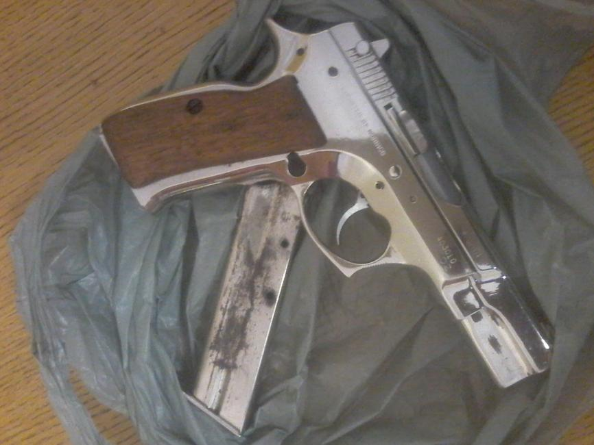 22-year-old arrested for possession of 9mm pistol | Sedibeng