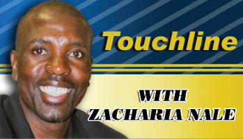 Zacharia Nale, Touchline