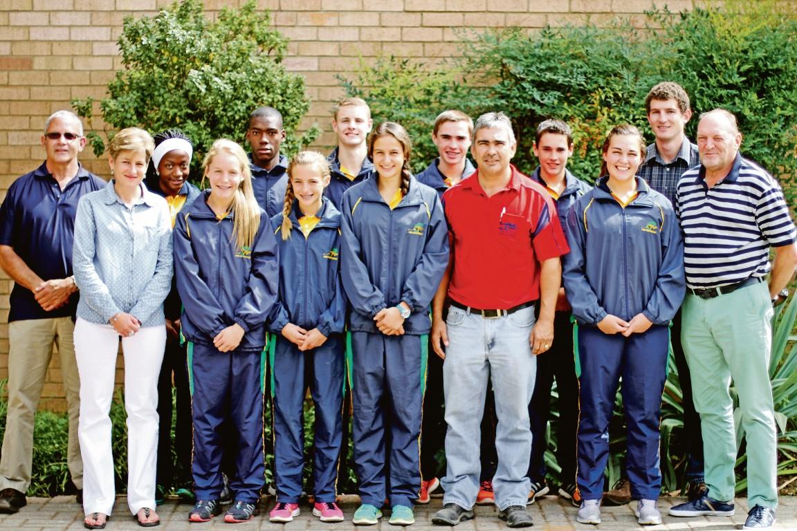 Sasolburg Hoër atlete presteer goed by SA kampioenskappe