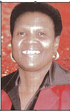 Gospel Singer Ntombi Yeko