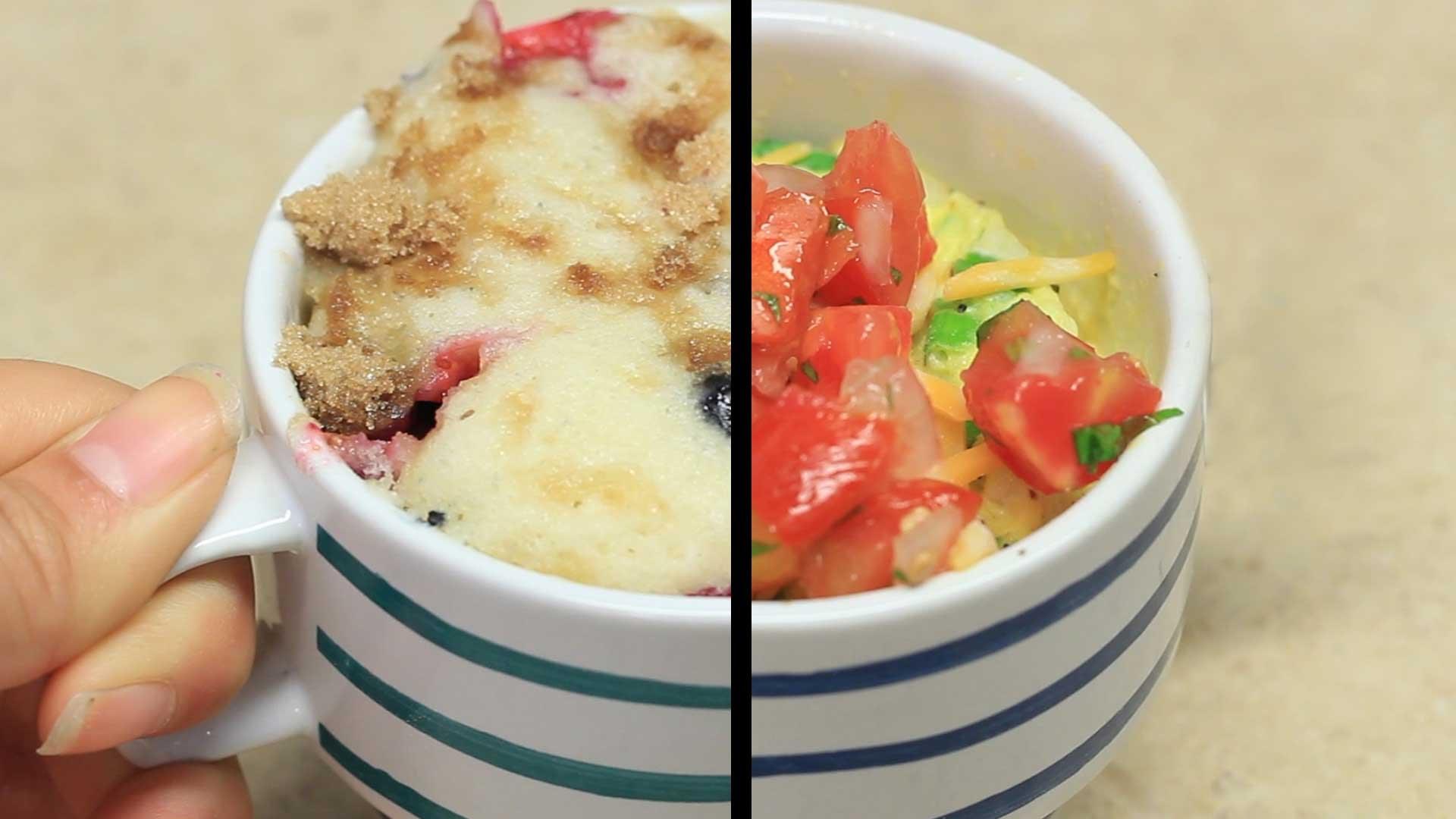 3 Easy Breakfasts You Can Make In A Mug Vaalweekblad