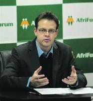Ernst Roets, adjunk uitvoerende hoof van AfriForum.