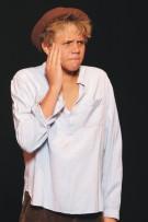 Stefan Vermaak het in 'n vorige jaar die rol van Benjamin in die produksie vertolk.
