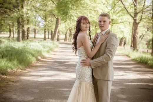 Nicole Preston & Nathan Pretorius (HS Overvaal).