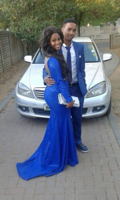 Tshegofatso Sithole & Vinolia Ngwenyeni, Afr Hoër Sburg.
