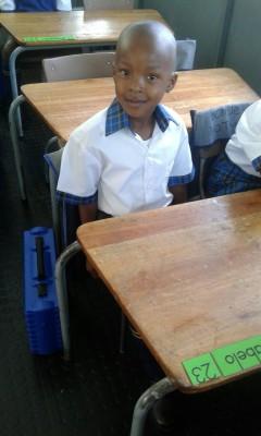 Karabelo Ngubeni, Parkridge Primary