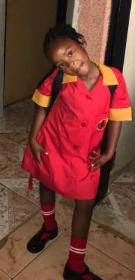 Mpho-Entle Pitso, Feed my Lambs Christian School, Eldorado Park