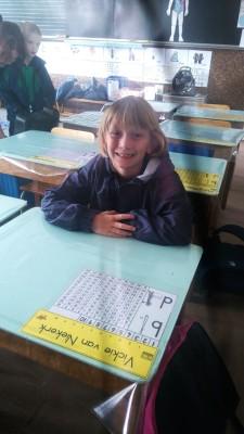 Nicky van Niekerk, Vaalpark Primary.
