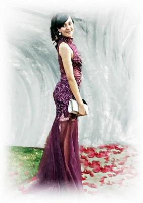 7. Evanita Alfred.