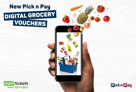 Send Digital Grocery Vouchers To Others