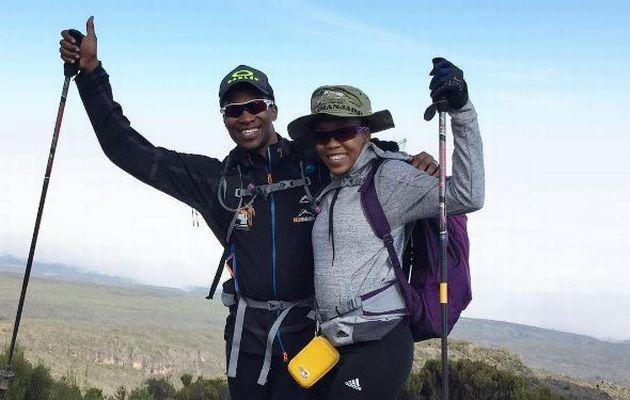 SA race driver Gugu Zulu dies on Kilimanjaro trip