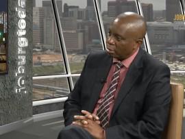 Johannesburg's new mayor Herman Mashaba.