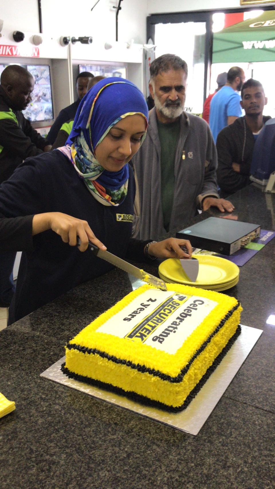 Securitek Celebrates 2nd Anniversary Rising Sun Lenasia