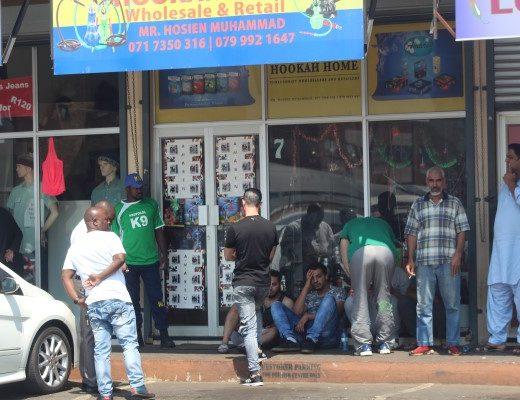 Man killed following Hookah Shop robbery | Rising Sun Lenasia