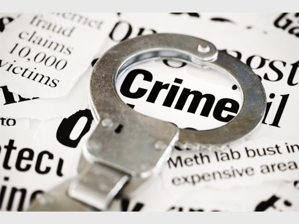 Nigel Crime Report - 25 August to 1 September