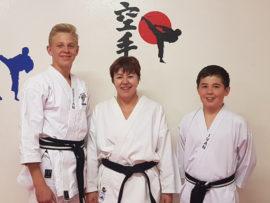 Kampioenskap JKA Afrika karatekas