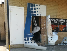 Police on the search for suspects of Duduza ATM bombing