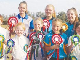 Carlisle's riders make Heidelberg proud