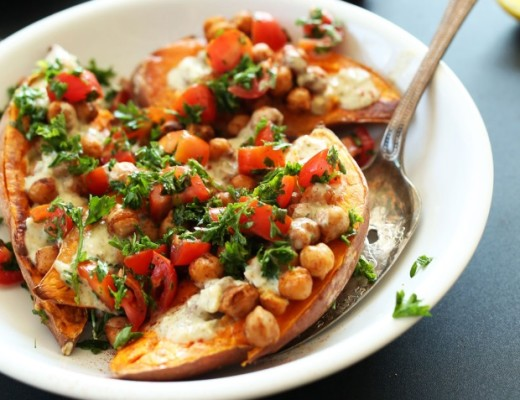 Mediterranean-baked-sweet-potatoes