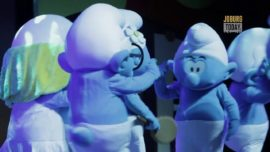 JoburgToday #ToDo. The Smurfs Live on Stage – Wonderwall