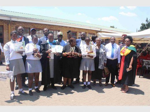 Primary school rewards its top achievers | Kathorus Mail