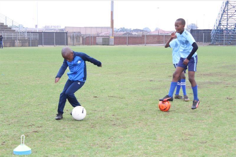 WATCH: Football development school launched in Vosloorus - Kathorus Mail