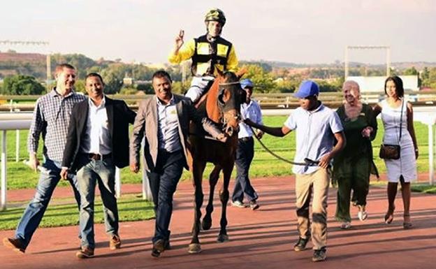 Local enters Durban July