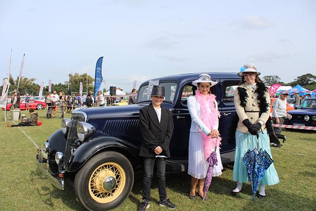 Scottburgh Car Show a Classic