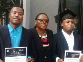 Awards for ex Schola Amoris learners