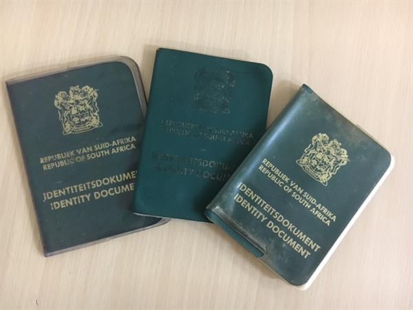 Green ID books