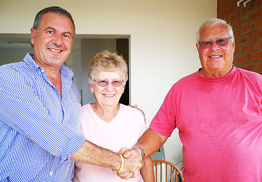 First residents move in to WRV   Rising Sun Mid South Coast