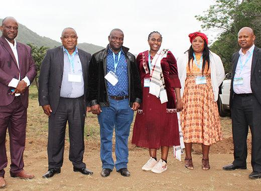 Ngwadini Dam Site Agreement Signed For Umkhomazi Bulk Water Supply