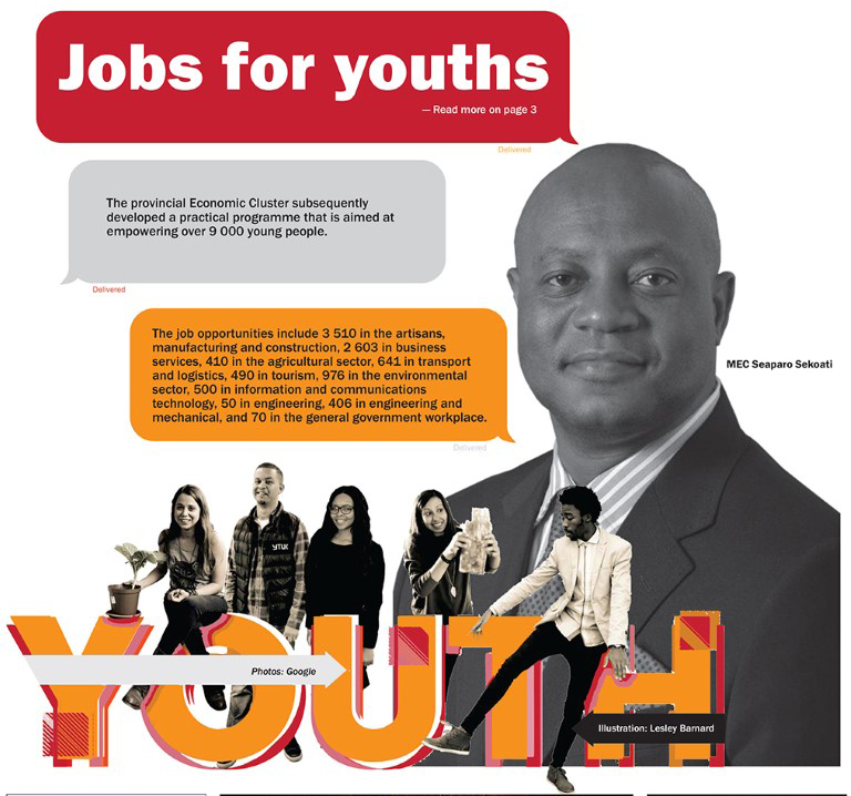 Jobs for youths   Die Pos