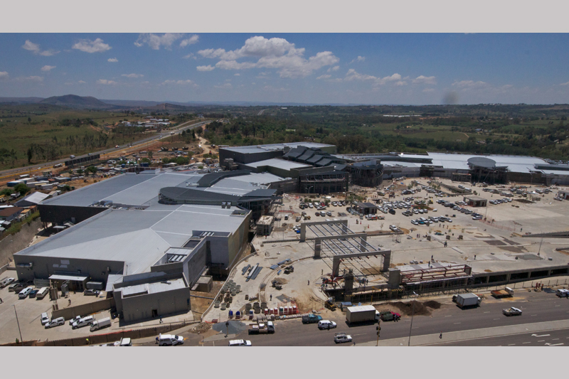 The wait is almost over as Cradlestone Mall will open its doors on 20 November.