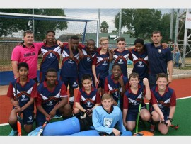 The Maragon Under 14 boys hockey team is set to take part in the Noordvaal tournament this weekend.