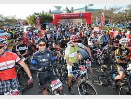 A capacity field of riders is expected for the Pennypinchers Silverstar MTB Challenge in Krugersdorp on September 5. Photo: Jetline Action Photo.