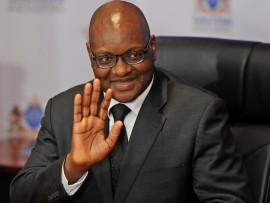 Gauteng premier David Makhura Picture: Werner Beukes/SAPA