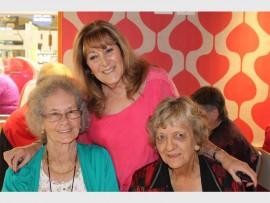 From left: Bes Brink, Heather Kantor and Bettie Jones.