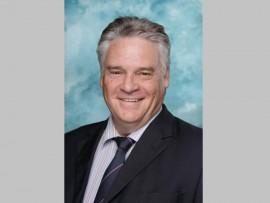 Ivan Bailey, the principal of Krugersdorp High School.