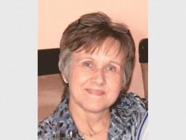 Marlene van der Merwe will be missed dearly.