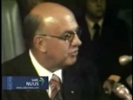 On this day in history: P.W. Botha resigned from the NP