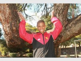 Katlego Letebele has been chosen for the Golden Lions U/13 team.