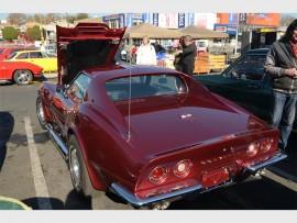 1972 Corvette 454.