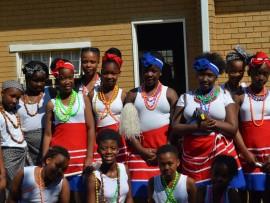 Krugersdorp Town School: Heritage Week.