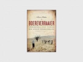 Albert Blake se boek Boereverraaier.