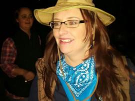 Karen Steyn is tans in die hospitaal. Foto: Facebook.
