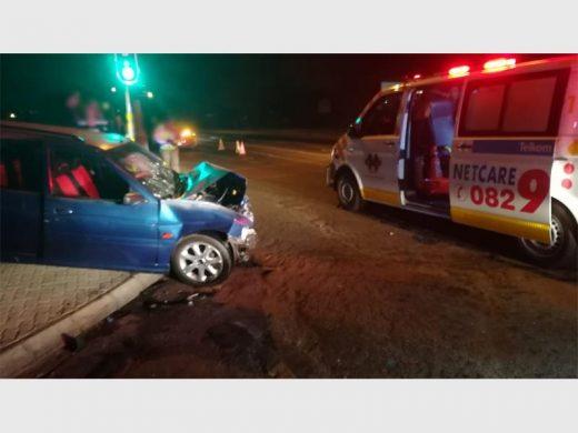 Four injured in Woman's Day crash in Witpoortjie | Krugersdorp News