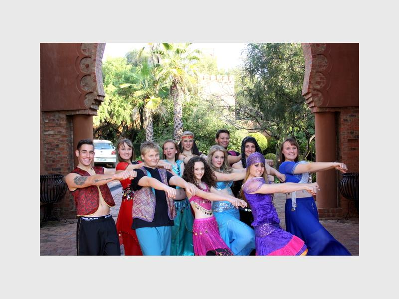 Once Upon a Song - the Musical in theatre | Roodepoort Record