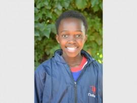 Tlotlo Mosadi het die O/12 Gauteng oefenspan behaal. (Foto: Verskaf)