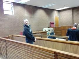 Marthinus Pelser in court.